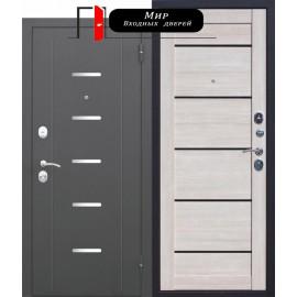 Дверь Гарда Муар 7,5см Царга Темный Кипарис